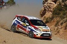 WRC - Bester Saisonabschluss: Riedemann �berzeugt in Spanien