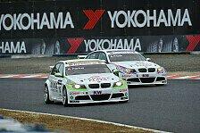 WTCC - Entt�uschung f�r Priaulx: BMW Pilot Farfus siegt in Japan
