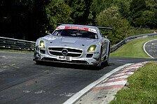 Mehr Motorsport - Hoffen auf guten Saisonstart: SLS AMG GT3 in Dubai und Australien im Einsatz