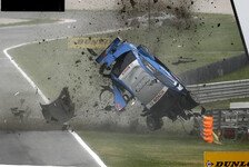 DTM - Crash! Boom! Bang!: Video - Die Top-10 der heftigsten Unf�lle
