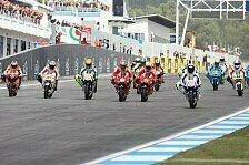 MotoGP - Neue Regeln f�r 2011: Ab 2011 vier Trainings pro Klasse