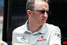 Formel 1 - Lowe neuer Technikdirektor: Umstrukturierungen bei McLaren
