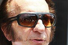 Formel 1 - Weltmeisterliche Unterst�tzung: Emerson Fittipaldi unters�tzt Stewards