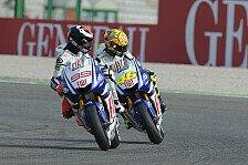MotoGP - Lorenzo ist Nummer eins: Jarvis macht sich keine Sorgen