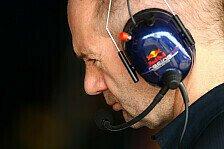Formel 1 - Newey feiert Red Bull-Konstrukteurstitel