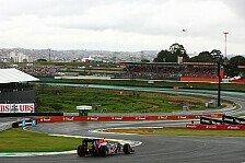 Formel 1 - Zeit f�rs gro�e Finale: Brasilien GP: Alles Wissenswerte im �berblick