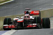 Formel 1 - Button ist raus aus dem Titelrennen