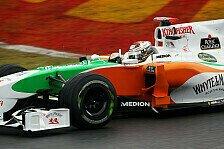 Formel 1 - Adrian Sutil