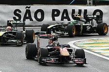 Formel 1 - Toro Rosso besser als erwartet
