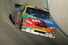 NASCAR - Beide Richard-Petty-Fahrer mit starker Vorstellung: Kyle Busch holt die Pole in Watkins Glen