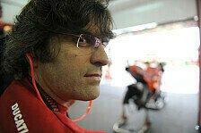 MotoGP - Gesundheit vor Entwicklung: Preziosi will Rossi bei Tests schonen