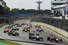 Formel 1 - Brasilien: Vettel wahrt mit Sieg WM-Chance