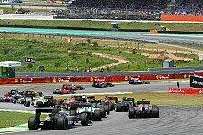 Formel 1 - Gute Rennperformance von HRT