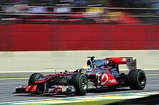 Formel 1 - Hamilton braucht ein Wunder