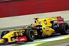 Formel 1 - Enttäuschung bei Renault