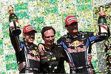 Formel 1 - Horner: Im Finale gleiche Hilfe für beide Fahrer