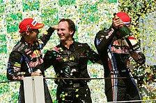 Formel 1 - Teamorder: Horner vertraut auf Fahrer