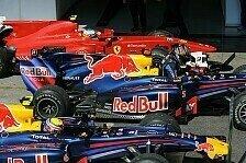 Formel 1 - Alonso rät Red Bull weiter zu Gleichbehandlung