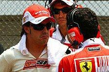 Formel 1 - Ferrari wird nur auf eigene Leistung schauen