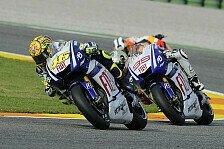 MotoGP - Das st�rkste m�gliche Team: Yamaha best�tigt Rossis R�ckkehr