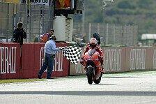 MotoGP - Casey Stoner: Top-Ten-Platz ist möglich
