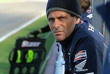MotoGP - Neue Projekte bei Honda: Neue Rolle f�r Pedrosa-Mentor