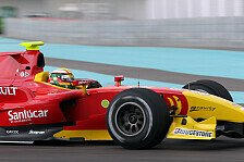 GP2 - Kein Start in Asien: Vietoris f�hrt weiter f�r Racing Engineering
