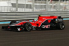Formel 1 - D'Ambrosio kurz vor Marussia Virgin-Deal?