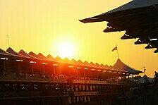 Formel 1 - K�hleres Rennende: Wetterprognose: Hei� und trocken