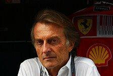 Formel 1 - Kritik an Aerodynamik & Testverbot: Rundumschlag von Montezemolo