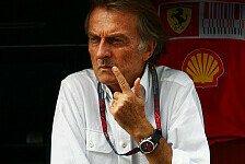 Formel 1 - Vettel ist ein guter Junge: Deutsche Fahrer bei Montezemolo hoch im Kurs