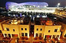 Formel 1 - Zur Reduzierung der Kosten: 61 Strecken-Mitarbeiter in Abu Dhabi entlassen