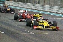 Formel 1 - Zwei Zonen auf dem Yas Marina Circuit: Abu Dhabi: Doppel-DRS soll f�r Spektakel sorgen