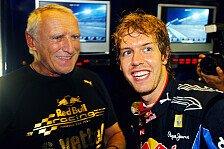 Formel 1 - Der Oberbulle spricht: Mateschitz: Vettel kein Diplomat und Darling