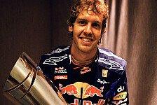 Formel 1 - Bilder des Erfolgs: Vettel l�sst Revue passieren