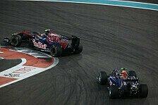 Formel 1 - Mateschitz' Spielzeug: Liuzzi: Toro-Rosso-Fahrerwahl nicht plausibel