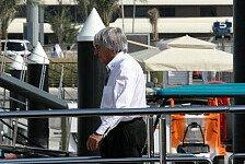 Formel 1 - Hoffe, er ist dem Job gewachsen: Ecclestone rekrutierte O2 Arena-Boss Campbell