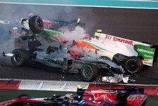 Formel 1 - Gl�ck nicht �berstrapazieren: Blog - Cockpithauben in der Formel 1
