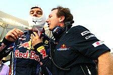 Formel 1 - Horner war von Webbers Verletzung ahnungslos