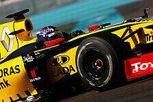 Formel 1 - Es gibt keine Garantie: Aleshin: F1-Aufstieg so gut wie sicher