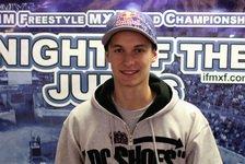 NIGHT of the JUMPs - Sheehan ersetzt den jungen Tschechen: Petr Pilat verletzt