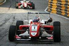 F3 Euro Series - Beste Chancen auf zweiten Sieg: Mortara dominiert den Samstag in Macau
