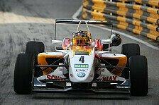Mehr Motorsport - Habe dort noch etwas gutzumachen: Daniel Abt greift in Macau nach der F3-Krone