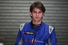 Formel 1 - Erst GP2 oder World Series: Nasr will mit R�ikk�nen-Manager in F1