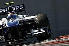 Formel 1 - Barrichello muss für KERS abspecken