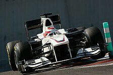 Formel 1 - Auszeichnung für Kobayashi
