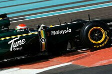 Formel 1 - Trulli: Saison härter als erwartet