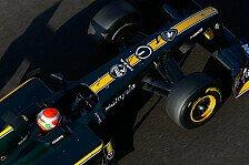 Formel 1 - Lotus: Saisonstart ohne KERS
