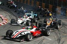 F3 Euro Series - Hattrick angepeilt: Macau soll Merhis Sahnest�ck werden