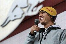 Formel 1 - Vettel will weiter an sich arbeiten